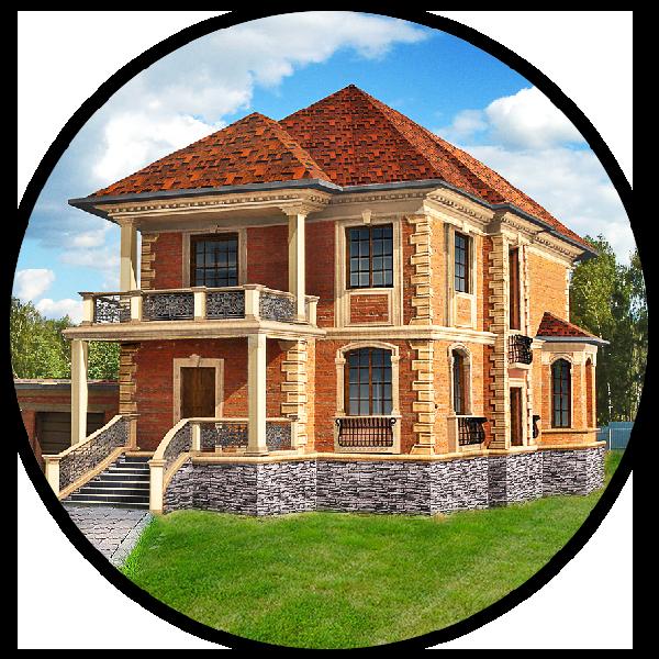 Строй-Профи. Этапы строительства дома