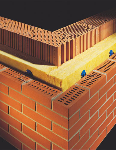Строй-Профи. Технология строительства домов из кирпича.