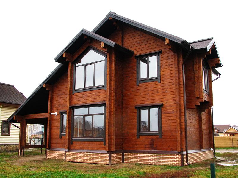 Строй-Профи. Строительство домов из бруса