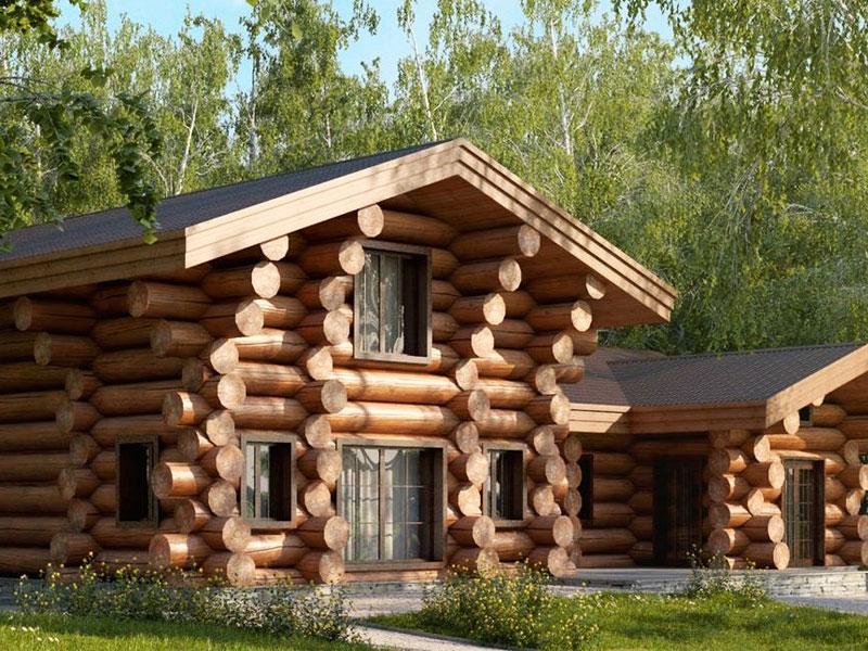Строй-Профи. Строительство домов из рубленого бревна
